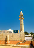 Abu Dawoud-Moschee in Aqaba - Jordanien Stockfotografie
