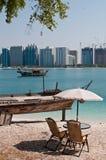 Abu Dhabi Fotos de Stock Royalty Free