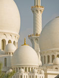 Abu Dhabi Стоковое Изображение RF