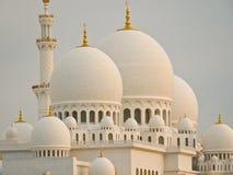 Abu Dhabi Royalty-vrije Stock Afbeeldingen