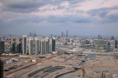 Abu Dhabi Royaltyfria Foton