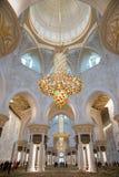 Abu Dhabi Lizenzfreies Stockbild