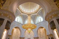 Abu Dhabi Stockfotografie