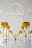 Abu Dhabi Stockbild