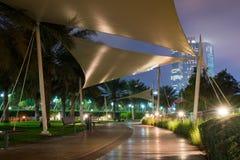Abu Dhabi Lizenzfreie Stockfotos