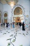 Abu Dhabi Lizenzfreie Stockbilder