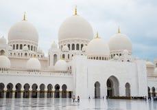 Abu Dhabi Lizenzfreies Stockfoto