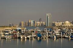 Abu Dhabi Foto de Stock