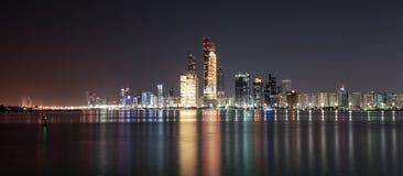 Abu Dhabi Foto de Stock Royalty Free