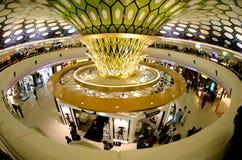 Abu Dhabi Airport Lizenzfreie Stockbilder