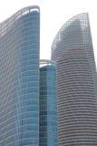 Abu Dhabi Buildings Closeup Royalty Free Stock Photography