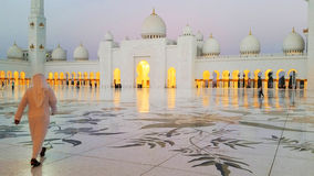 Abu Dhabi Royalty Free Stock Photo
