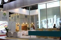 Abu Dhabi Cityscape 2010 Stock Photography