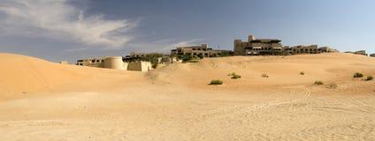 Abu Dhabi Desert Images libres de droits