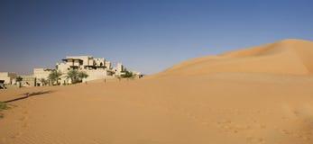 Abu Dhabi Desert Photo stock