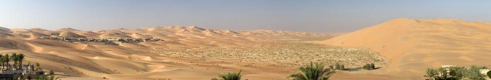 Abu Dhabi Desert Photos libres de droits