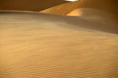 Abu Dhabi Desert Image stock