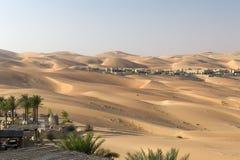 Abu Dhabi Desert Photo libre de droits
