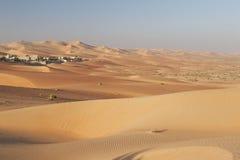 Abu Dhabi Desert Photographie stock