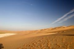 Abu Dhabi Desert Lizenzfreies Stockbild