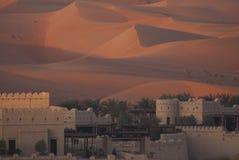 Abu Dhabi Desert Foto de archivo