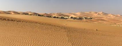 Abu Dhabi Desert Stockfotos