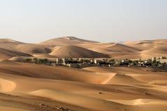 Abu Dhabi desert Stock Photos