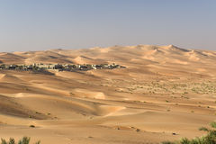Abu Dhabi desert Royalty Free Stock Images