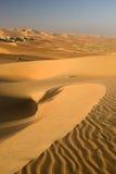Abu Dhabi desert Stock Images