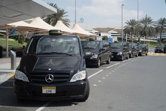 ABU DHABI - FEBRUARY 13: Abu Dhabi International Airport . February 13, 2016 in Abu Dhabi, United Arab Emirates. Stock Photo