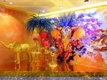 Abu Dhabi royalty free stock image