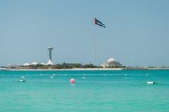 Abu Dhabi Heritage Lizenzfreies Stockfoto