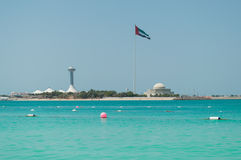 The Abu Dhabi Heritage Royalty Free Stock Photo