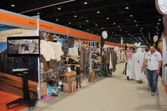 Abu Dhabi International Hunting and Equestrian Exhibition (ADIHEX) Stock Photography