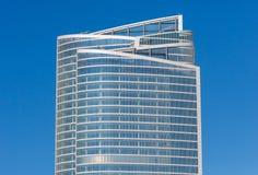 Abu Dhabi Investment Authority Building Lizenzfreies Stockfoto