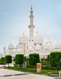 ABU DHABI - 5. JUNI: Sheikh Zayed Stockbilder