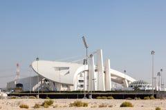 Abu Dhabi krykieta klubu stadium Obrazy Stock