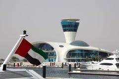 Abu Dhabi Marina Royalty Free Stock Images