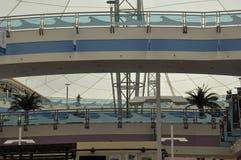 Abu Dhabi Marina Mall in den UAE Lizenzfreie Stockbilder