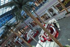 Abu Dhabi Marina Mall in the UAE Stock Photo