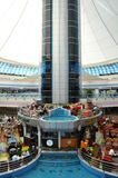 Abu Dhabi Marina Mall in the UAE Stock Photos