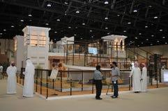 Abu Dhabi Międzynarodowy polowanie Exh i Equestrian Zdjęcia Royalty Free