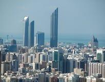 Abu Dhabi moderne EAU photo libre de droits