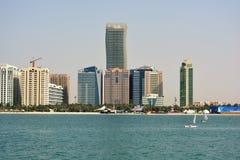 Abu Dhabi OAE Royaltyfri Foto