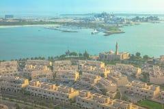 Abu Dhabi-Observatorium Lizenzfreie Stockfotografie