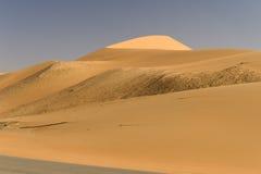 Abu Dhabi pustynia Obraz Royalty Free