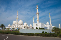 Abu Dhabi Stock Photos