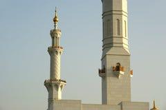 Abu Dhabi Sheikh Zayed White Mosque in UAE Stock Photos