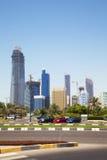 Abu Dhabi Skyline, UAE. Image of Abu Dhabi skyline, United Arab Emirates Stock Image