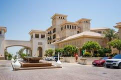 Abu Dhabi Sommar 2016 Ljus och modern inre St Regis Saadiyat Island Resort för lyxigt hotell Royaltyfri Foto